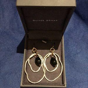 Oliver Bonas drop earrings. New never worn
